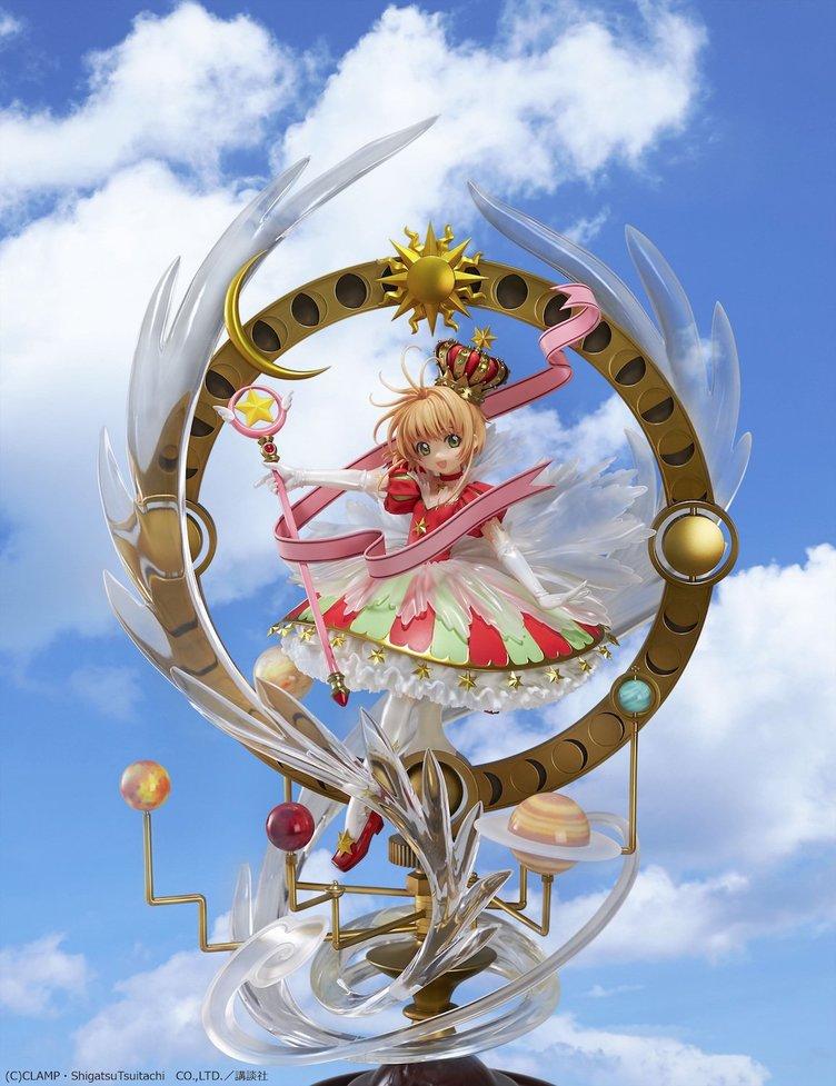 『CCさくら』20周年 × グッスマ15周年記念フィギュアの神々しさよ!
