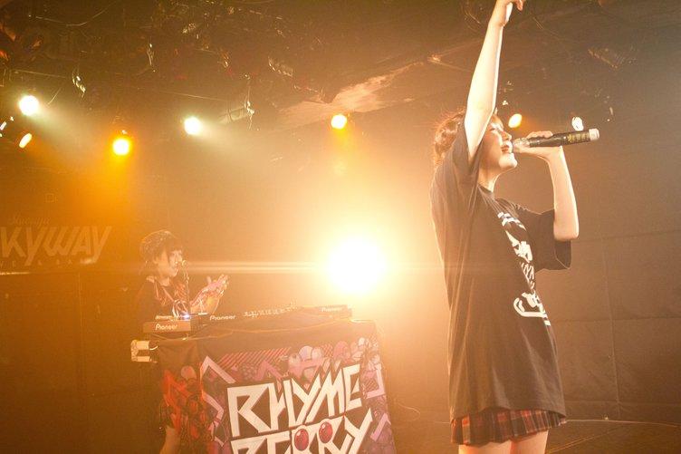 アイドルラップユニット ライムベリー新メンバー加入! 新体制ライブをレポ