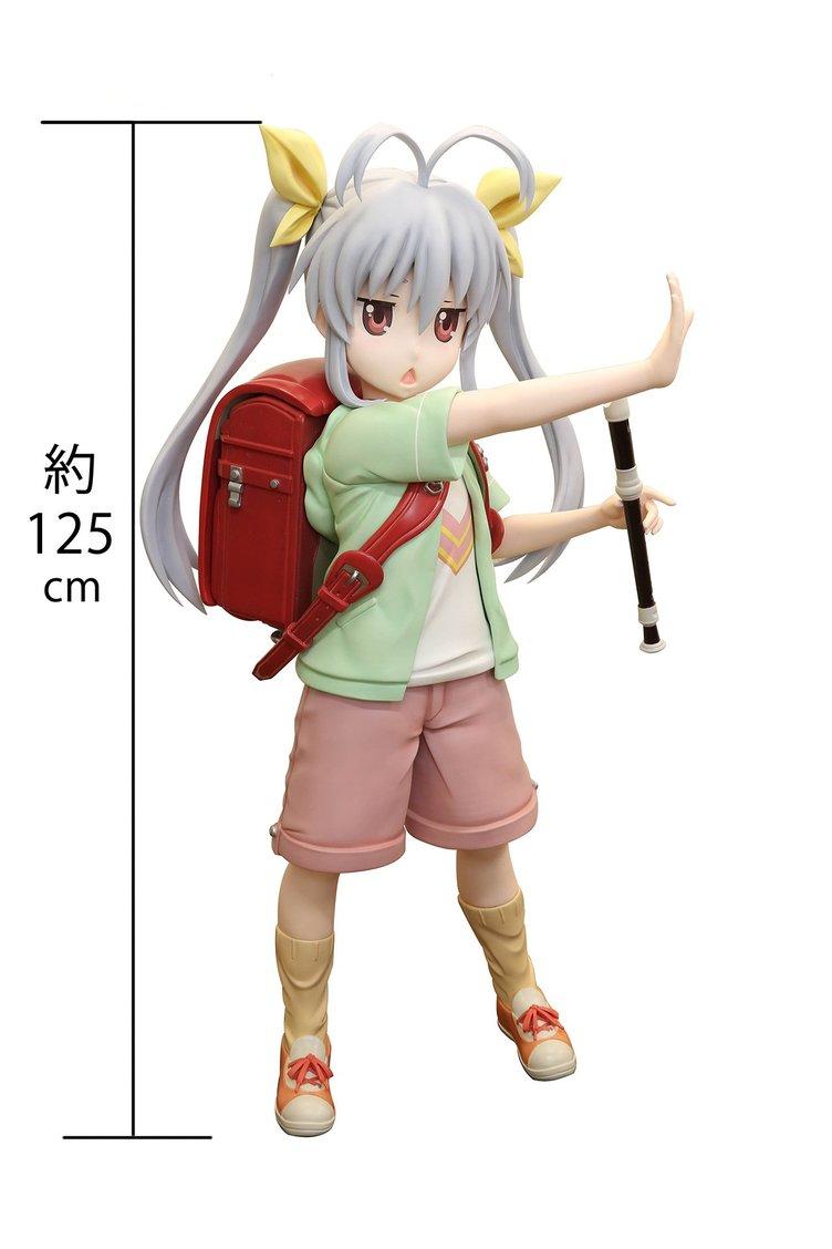 『のんのんびより』れんげの等身大フィギュア(125cm)が出るのん!