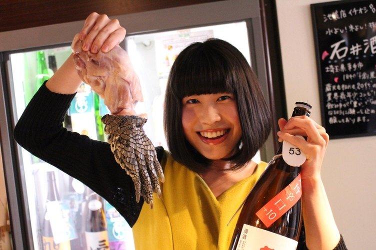 ワニやカンガルーの肉を堪能 珍肉×日本酒100種飲み比べ大会がヤバい