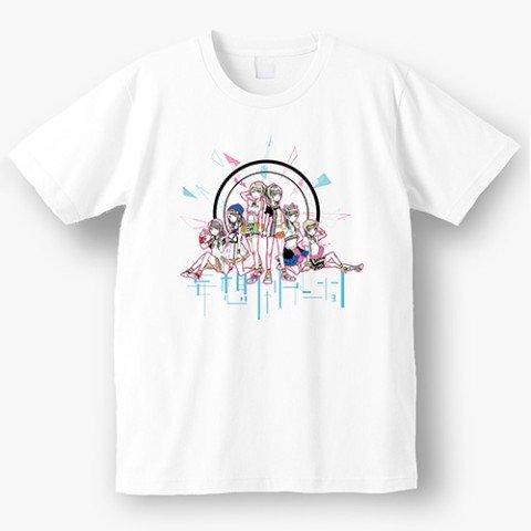 妄想キャリブレーション×みやと Tシャツ