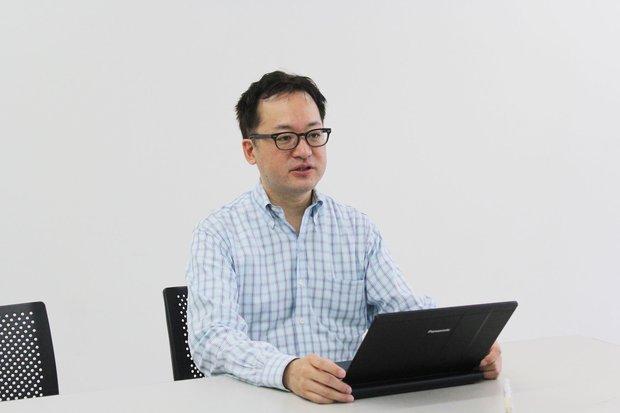 稲見昌彦教授 3