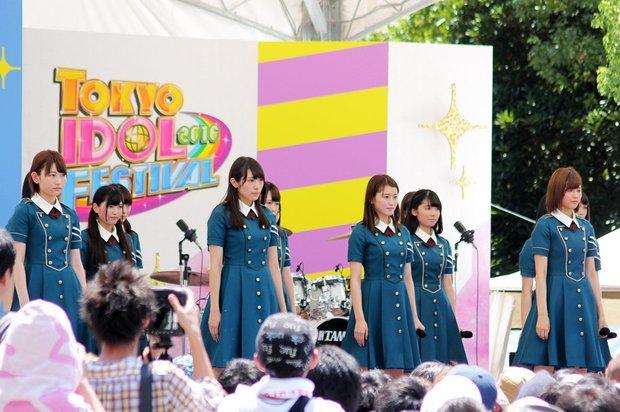 欅坂46@「TOKYO IDOL FESTIVAL 2016」(TIF2016)5