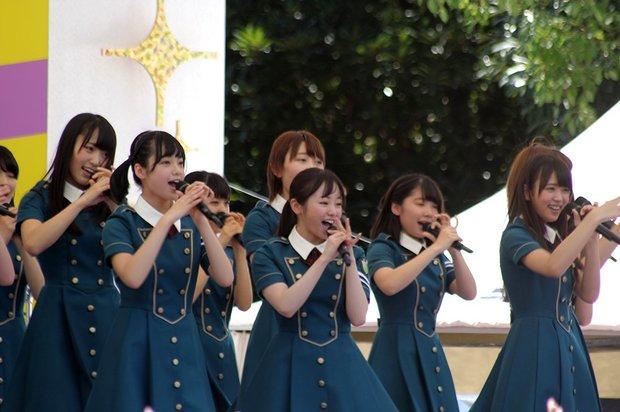 欅坂46@「TOKYO IDOL FESTIVAL 2016」(TIF2016)4