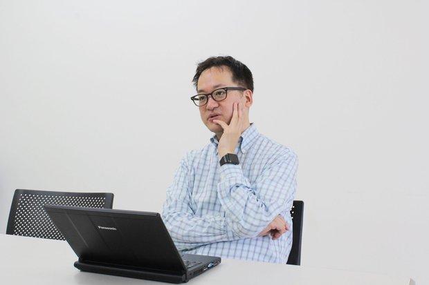 稲見昌彦教授 2