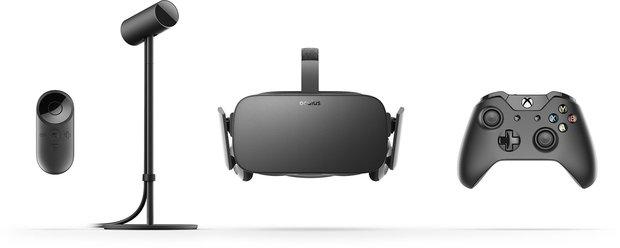 『Oculus Rift』/Oculus Webサイトより