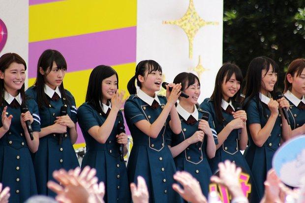 欅坂46@「TOKYO IDOL FESTIVAL 2016」(TIF2016)6