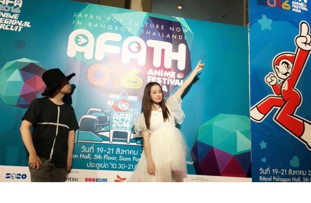 livetune+、初のアジアツアーを台湾・タイで開幕!9月にはインドネシア公演も開催