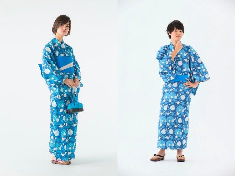 『おそ松さん』×VICE FAIRYの浴衣 6つ子が109メンズブランドとコラボ