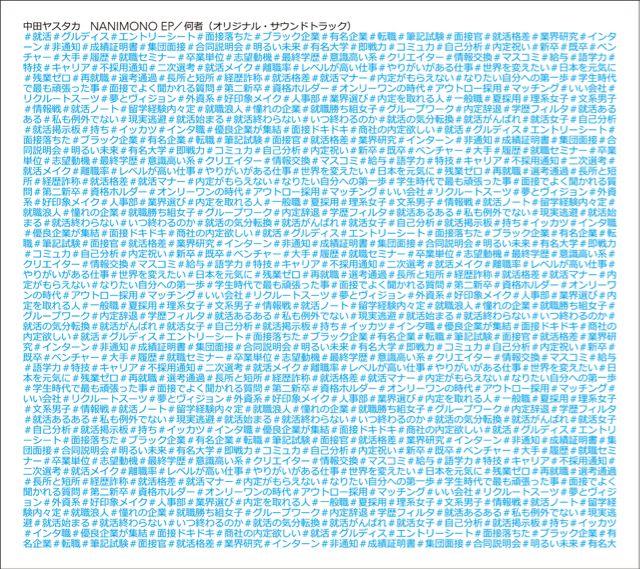 中田ヤスタカ×米津玄師 映画『何者』主題歌EPにTeddyLoid、banvoxら参加