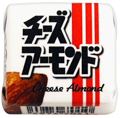 『チロルチョコ〈チーズアーモンド〉』