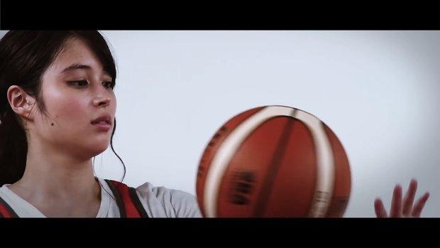 「開幕戦中継スペシャルブースター広瀬姉妹の真剣バスケ対決!」スクリーンショット 4