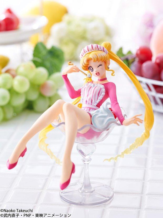 「Sweeties 美少女戦士セーラームーン 月野うさぎ フルーツパーラーver.」8