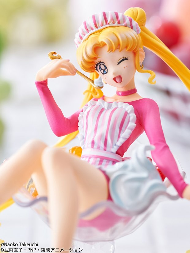 「Sweeties 美少女戦士セーラームーン 月野うさぎ フルーツパーラーver.」7