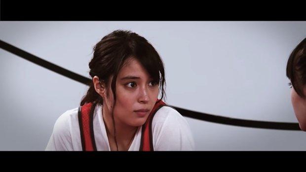 「開幕戦中継スペシャルブースター広瀬姉妹の真剣バスケ対決!」スクリーンショット 3
