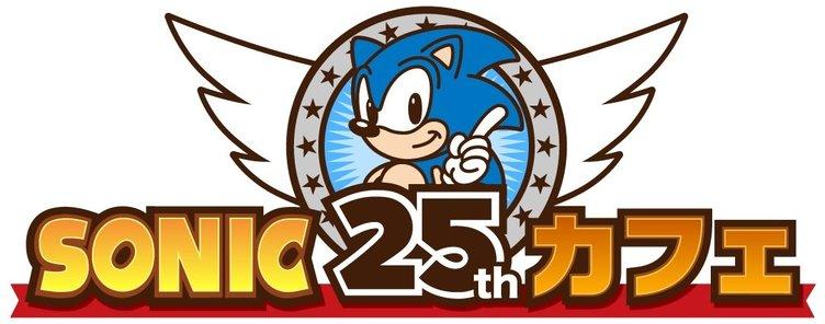 「ソニック25周年カフェ」スイパラにオープン! TGSでグッズなど発表