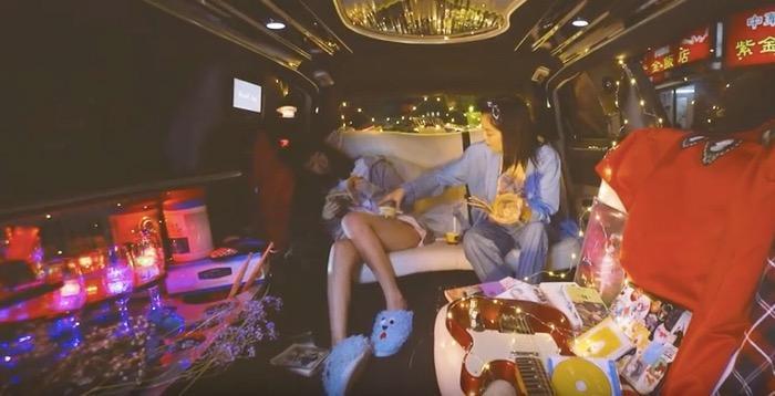 青柳文子と藤野有理の普段見せない表情もチラリ♡ ラブリーサマーちゃんの新曲「202 feat. 泉まくら」のMVに出演