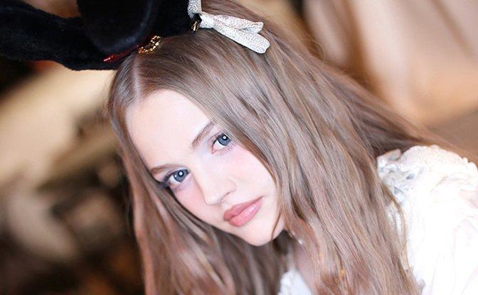 【写真】これが天使のロリータ美少女たち! 誰もがひれ伏す魅惑の視線