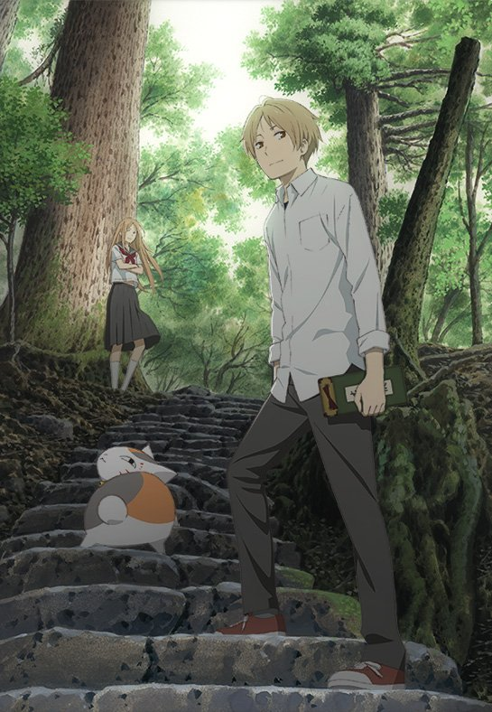 『夏目友人帳』1、2期ニコ生で一挙放送! 新シリーズ放送記念