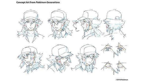 『Pokémon Generations』2