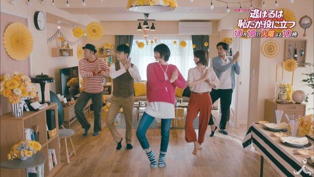 画像は「「恋ダンス」フルver.」スクリーンショット 2