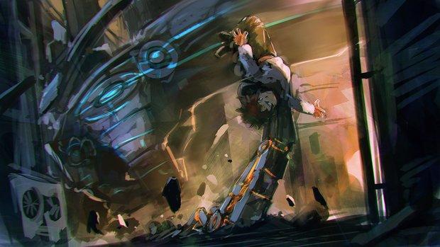 『メカウデ-mechanical arms-』2