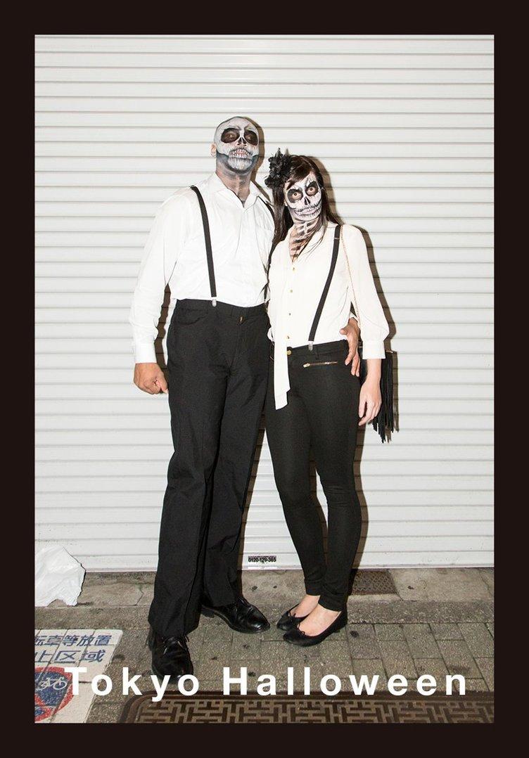 ハロウィン写真集『Tokyo Halloween』 狂乱する渋谷のパリピを激写