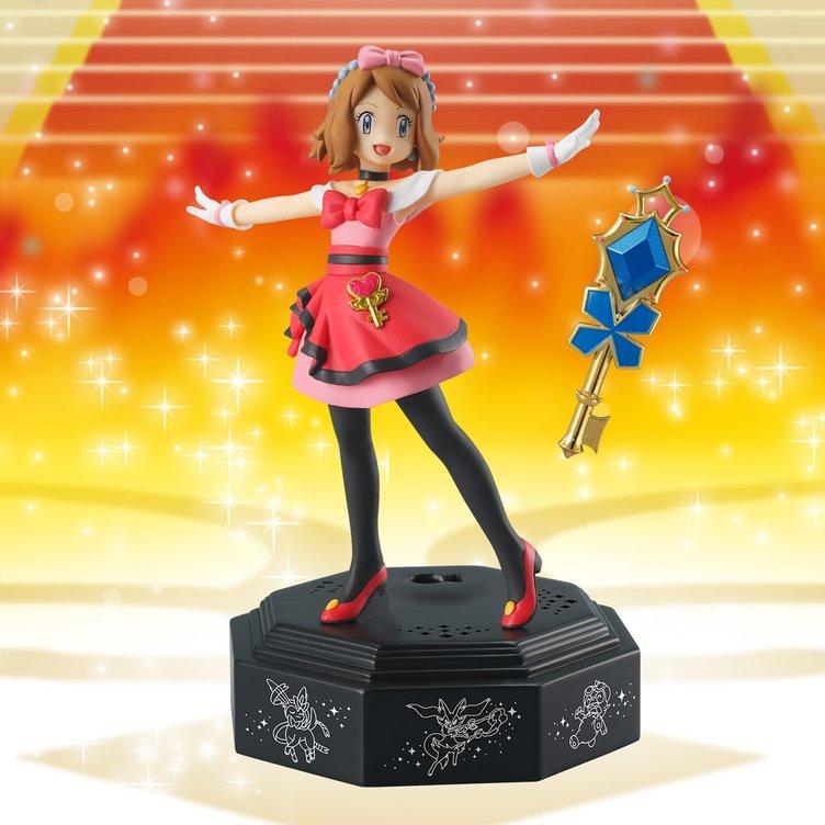 『ポケモンXY&Z』セレナのオルゴール ステージで踊る姿にメロメロ