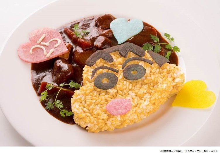 『クレヨンしんちゃん』25周年カフェ! ひろし大好き秋田の地ビールも