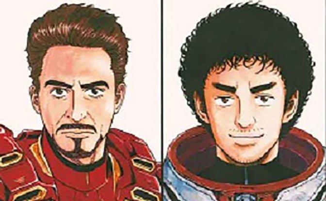 『宇宙兄弟』小山宙哉がマーベルを描く!『FRaU』にコラボ漫画掲載