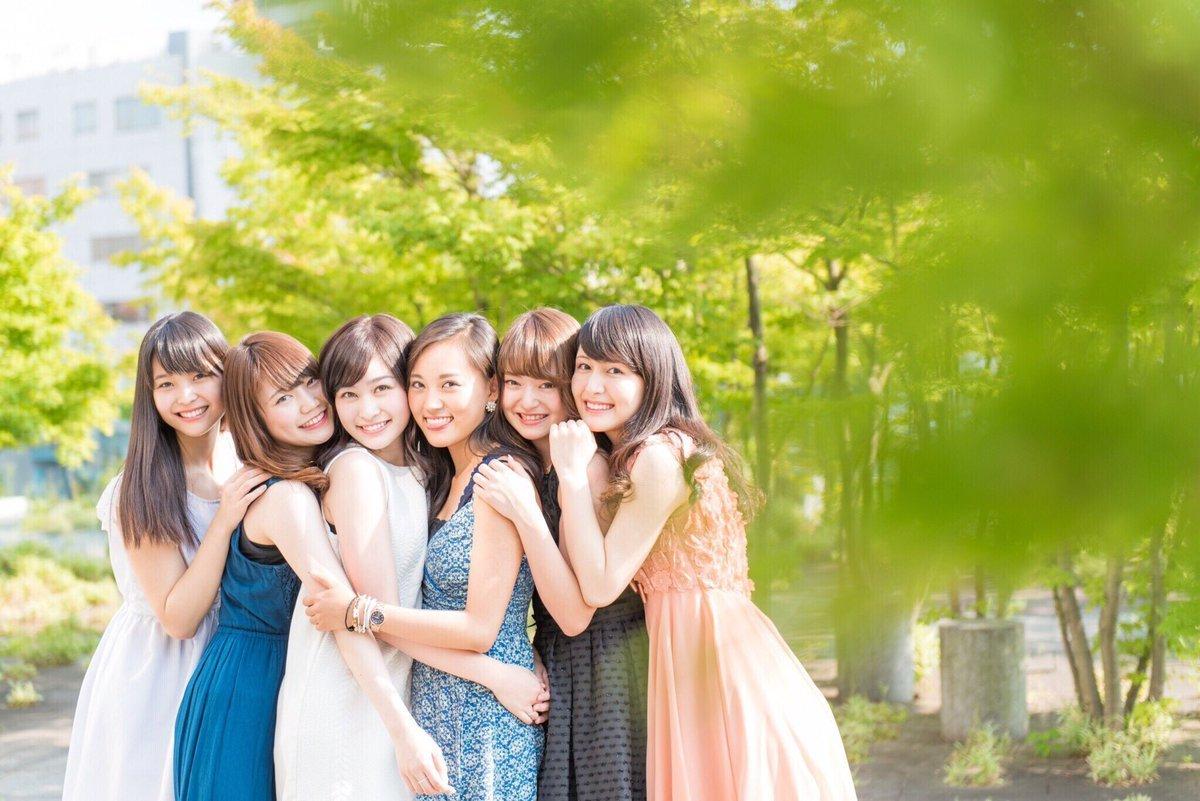 """「ミス慶応コンテスト2016」ファイナリスト/公式Twitter(<a href=""""https://twitter.com/Miss_Keio"""" target=""""_blank"""">@Miss_Keio</a>)より"""