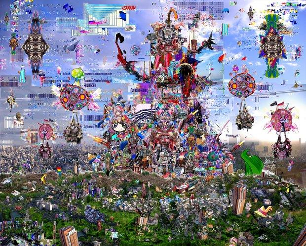 131 神鬼勃ツ三千世界之画像海