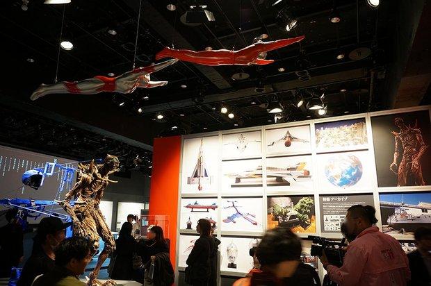 「株式会社カラー10周年記念展 過去(これまで)のエヴァと、未来(これから)のエヴァ。そして現在(いま)のスタジオカラー。」画像10