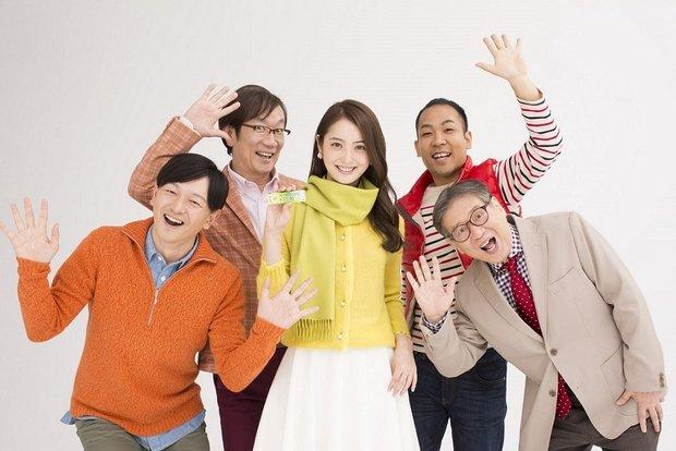 ロッテ新CM「お天気お姉さん」篇1