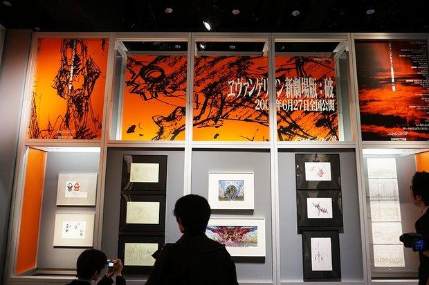 「株式会社カラー10周年記念展 過去(これまで)のエヴァと、未来(これから)のエヴァ。そして現在(いま)のスタジオカラー。」画像