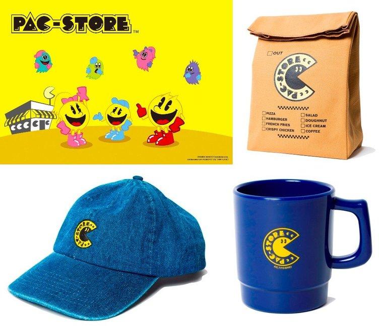 パックマン新ブランド「PAC-STORE」爆誕! アソビシステムとタッグ