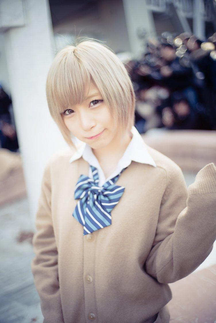 【写真】金髪JKコスプレイヤーReoNa* コミケで会った可愛い子 Vol.1