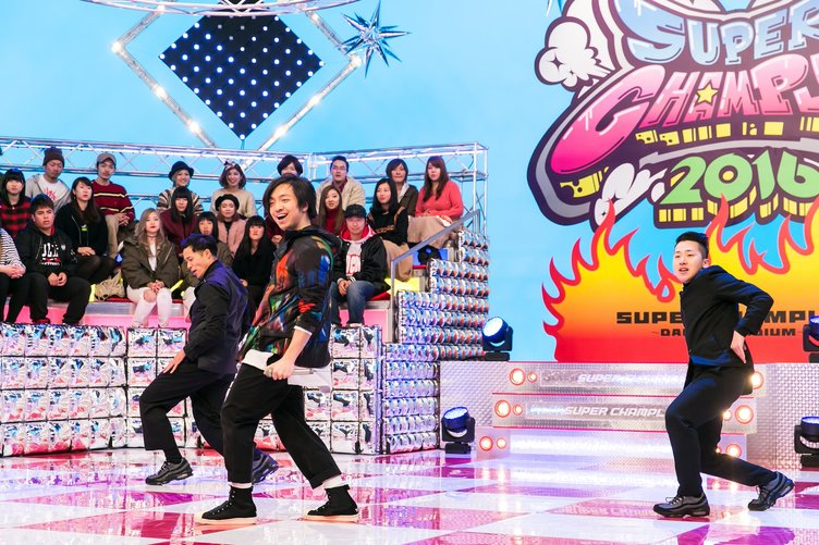 伝説のダンス番組「スーパーチャンプル」復活! DA PUMP、三浦大知ら