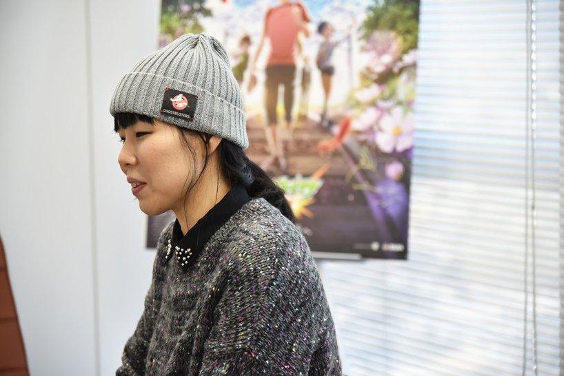 金子志津枝さん