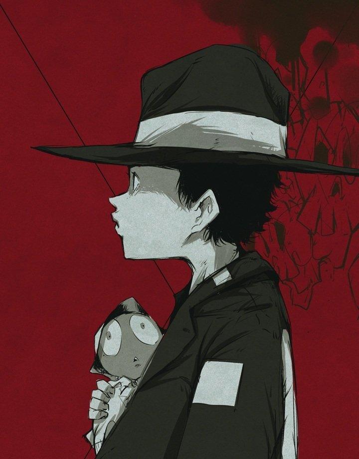 福本伸行『銀と金』ドラマ主題歌はamazarashi 秋田「悪党に憧れます」