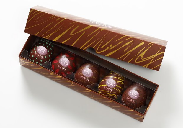 EGG LOVERS CHOCOLAT DESIGN 5