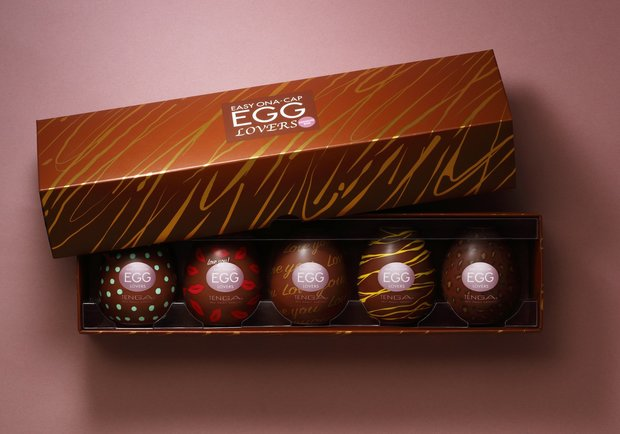 EGG LOVERS CHOCOLAT DESIGN 2
