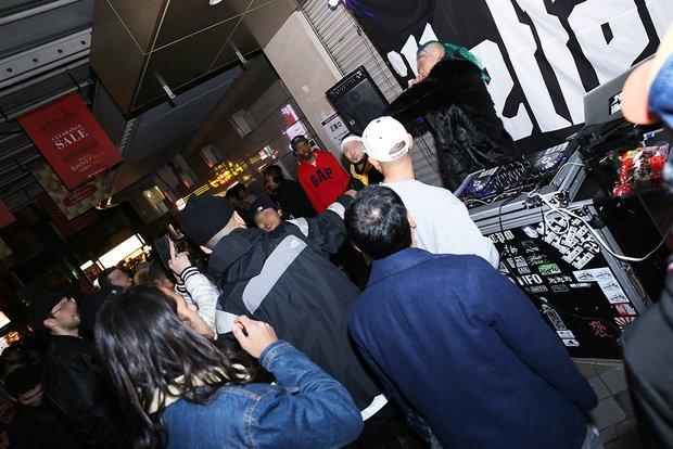 渋谷の2017年カウントダウン画像2