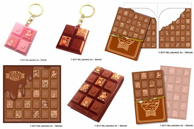 「カービィ チョコレート」シリーズ