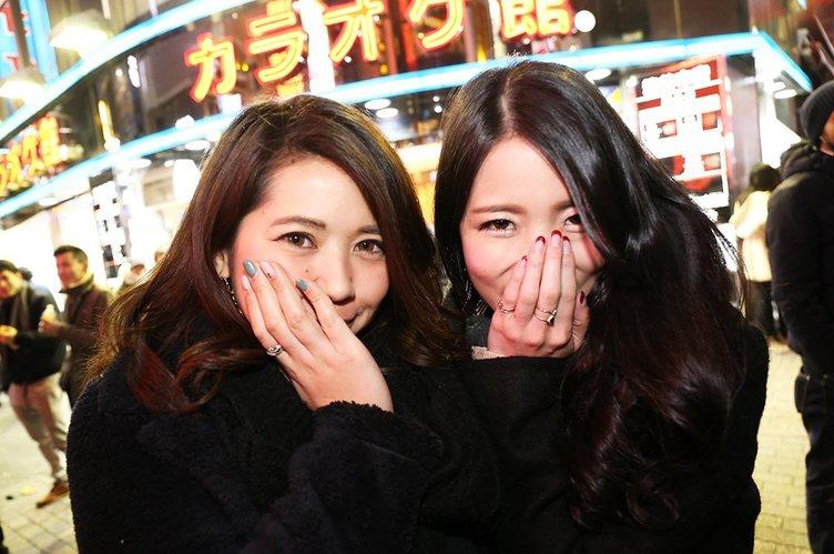新年の無法地帯 渋谷で美女たちに「何回ナンパされたか」聞いてみた