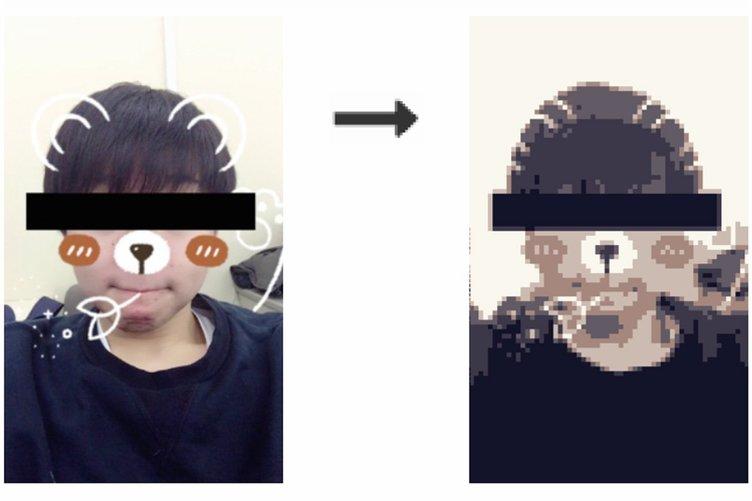 低画質botの良さみが深い… あえての画像劣化にヤングカルチャーの今を見た