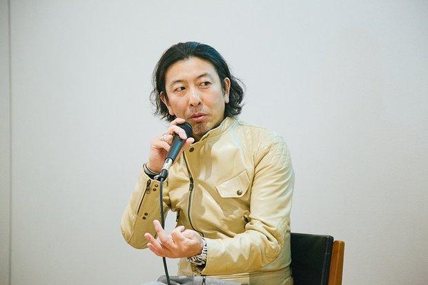 「unBORDE」鈴木竜馬氏