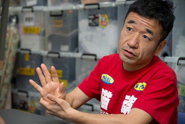 芸人・マラソンランナーカンボジア代表の猫ひろしさん