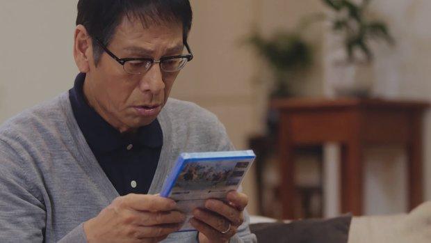 『ファイナルファンタジーXIV 光のお父さん  PR映像』スクリーンショット 2