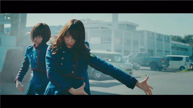 欅坂46 『不協和音』MV スクリーンショット  5